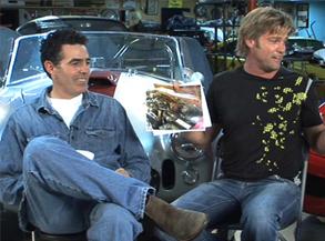 Top Gear Adam Carolla, Eric Stromer