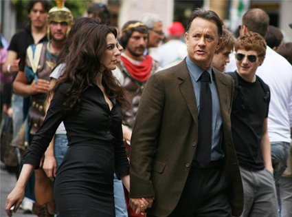 Ayelet Zurer, Tom Hanks