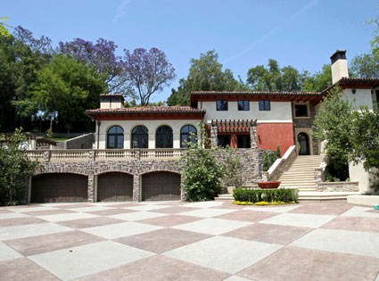 Britney Spears, Encino House