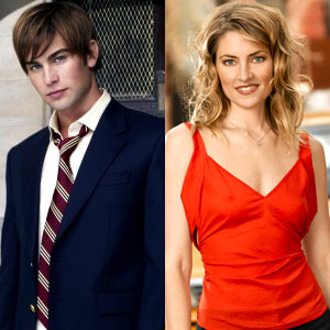 Chace Crawford, Madchen Amick