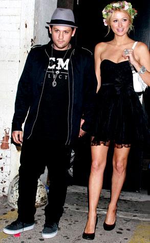 Paris Hilton, Benji Madden