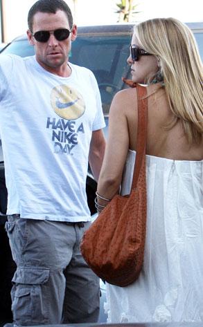 Kate Hudson, Lance Armstrong