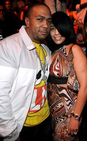 Timbaland, Monique Idlett