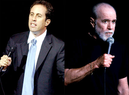 Jerry Seinfeld, George Carlin
