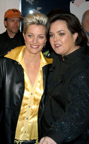 Rosie O'Donnell, Kelli Carpenter