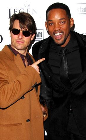 Tom Cruise, Will Smith