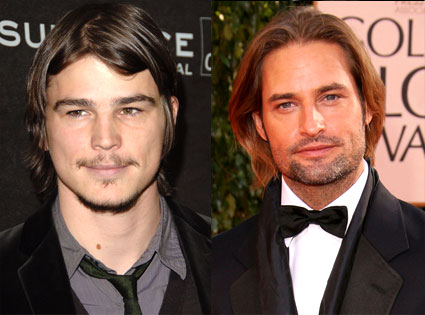 Josh Hartnett, Josh Holloway
