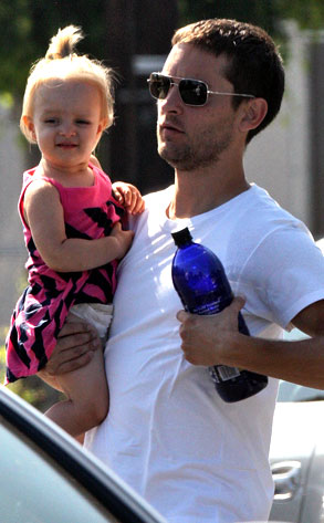 Tobey Maguire, Ruby Sweetheart Maguire