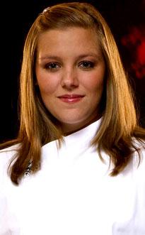 Christina Machamer, Hell's Kitchen