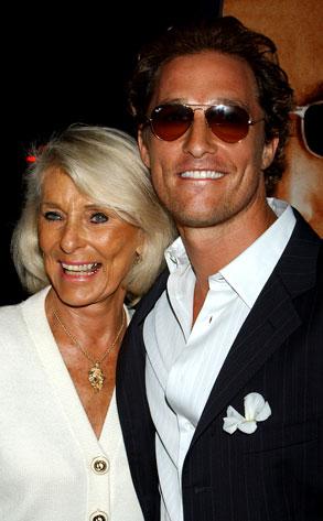 Matthew McConaughey, Kay McConaughey