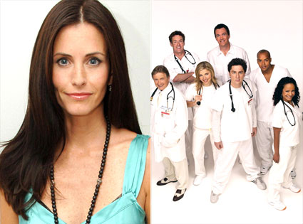 Courteney Cox Arquette, Scrubs