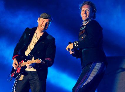 Chris Martin, Jonny Buckland, Coldplay