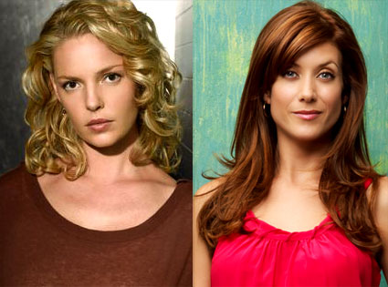 Katherine Heigl, Kate Walsh