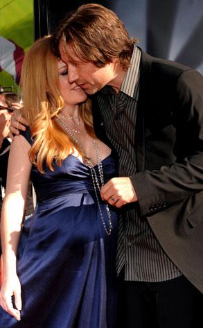 David Duchovny, Gillian Anderson