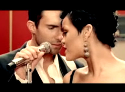 """Rihanna, Adam Levine, Maroon 5 """"If I Never See Your Face Again"""" (music video)"""