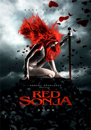 Red Sonja (poster)