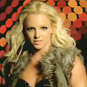 Britney Spears, Pieces of Me (music video)