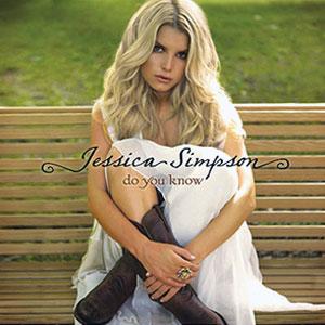 Jessica Simpson, Do You Know (album cover)