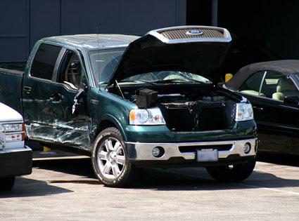 Shia LaBeouf's Truck