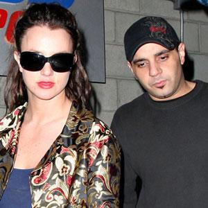 Britney Spears, Sam Lufti