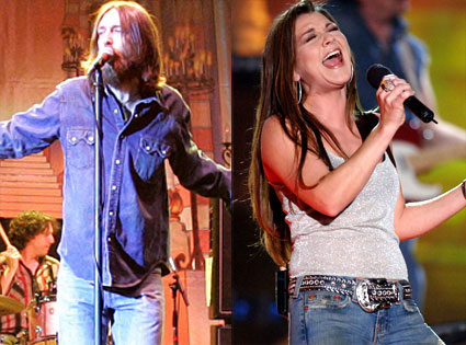 The Black Crowes, Gretchen Wilson