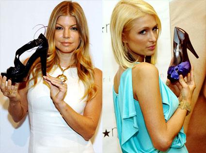 Fergie, Paris Hilton