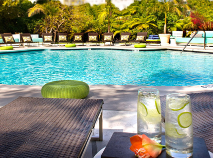 W Hotel Pool 2