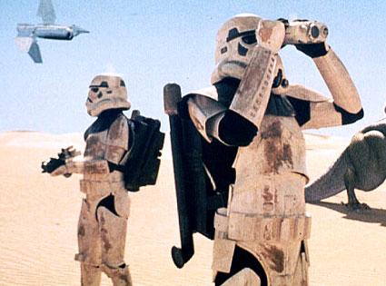 Stormtroopers, Star Wars