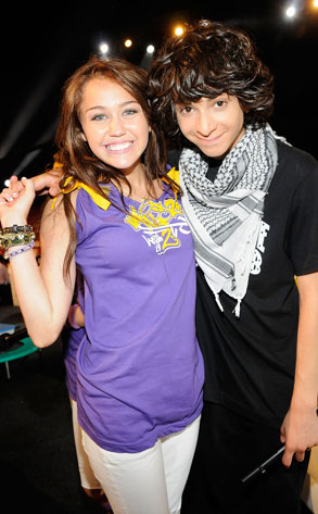 Miley Cyrus, Adam Servani