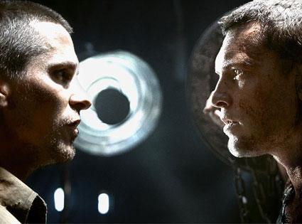 Terminator Salvation, Christian Bale, Sam Worthington