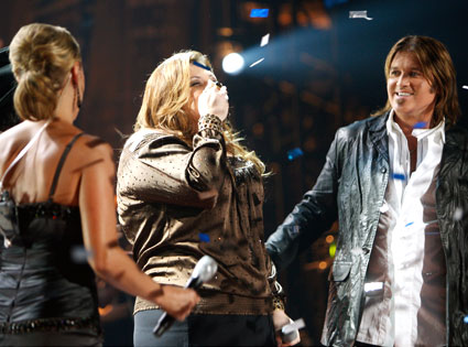Melissa Lawson, Billy Ray Cyrus, Nashville Star
