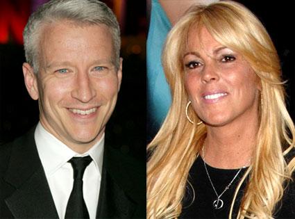 Anderson Cooper, Dina Lohan