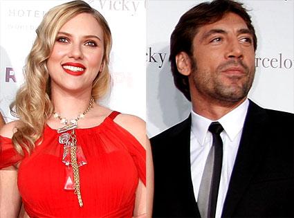 Scarlett Johansson, Javier Bardem