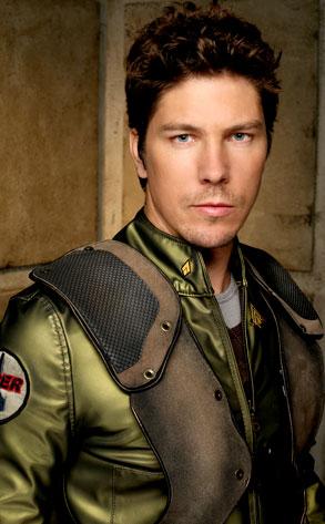 Michael Trucco, Battlestar Galactica