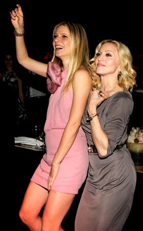 Gwyneth Paltrow, Madonna