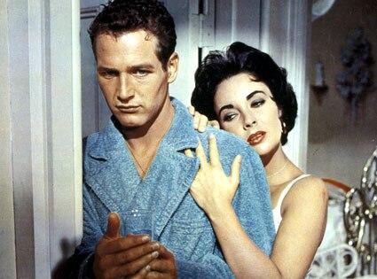 Paul Newman, Elizabeth Taylor, Cat on a Hot Tin Roof