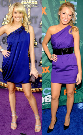 Carrie Underwood, Blake Lively