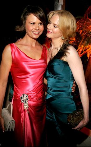 Nicole Kidman, Antonia Kidman