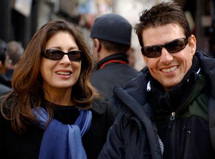 Tom Cruise, Paula Wagner