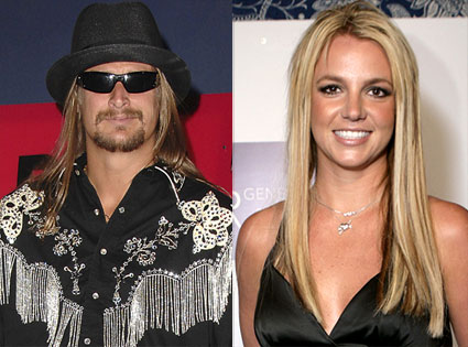Kid Rock, Britney Spears