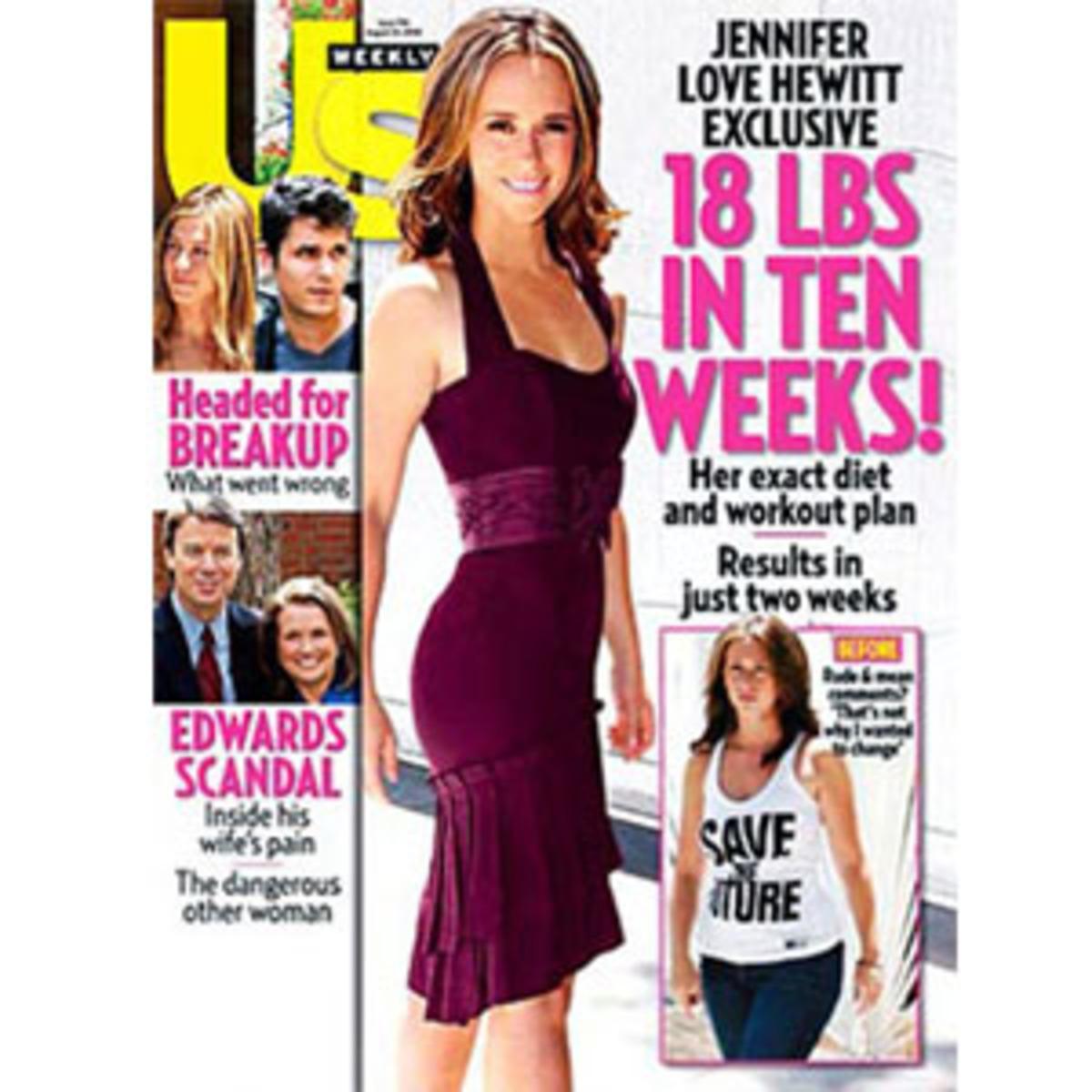 Jennifer comment elle a maigri : astuce pour maigrir sans