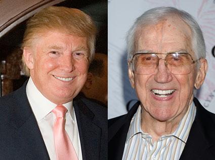 Donald Trump, Ed McMahon