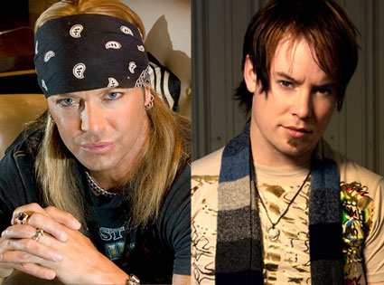 Bret Michaels, David Cook