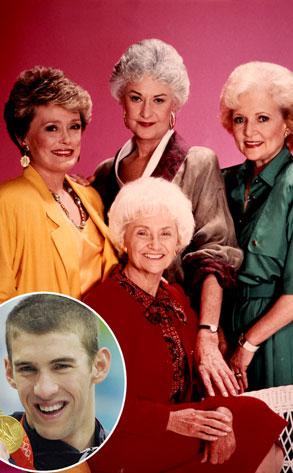 Michael Phelps, Golden Girls
