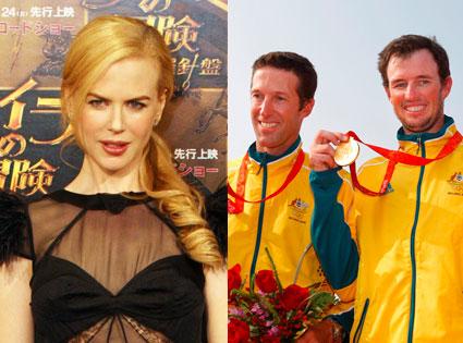 Nicole Kidman, Malcolm Page, Nathan Wilmot