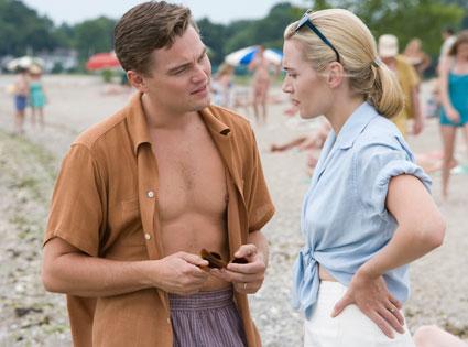 Revolutionary Road, Leonardo DiCaprio, Kate Winslet