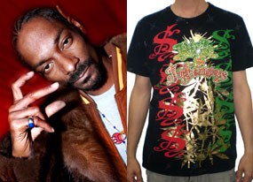 Snoop Dogg, Rich N' Infamous shirt
