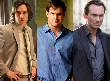 Mark-Paul Gosselaar (Raising the Bar), Kyle Bornheimer (Worst Week), Chrstian Slater (My Own Worst Enemy)