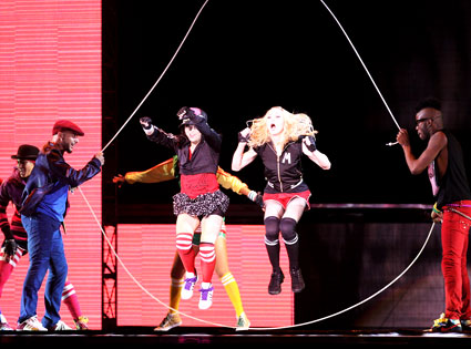 Madonna, Sticky and Sweet Tour