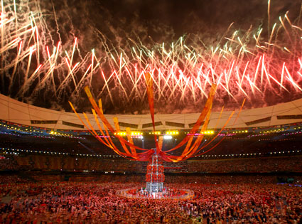 2008 Beijing Summer Olympics Closing Ceremony